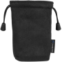 "Camgloss""Media Cleaning pouch Mikrofaser Schutzbeutel black"""