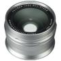 "Fuji""WCL-X100 II silber Weitwinkel-Konverter"""