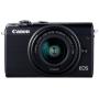 """Canon""""EOS M100 Kit schwarz + EF-M 15-45"""""""
