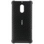 """Nokia""""Carbon Fibre Design Case CC-802 für Nokia 6 Onyx Black"""""""