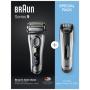 """Braun""""Series 9 - 9260s Rasierer inkl. BT5090 Barttrimmer Vorteilspack"""""""