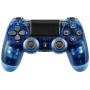 "Sony""DualShock 4 Wireless Controller PlayStation 4 PS4 blue translucent V2 [DE-Version]"""