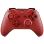 "Xbox One ""Ms Xbox One Branded Wireless Controller Mid-red/dark-red [DE-Version]"""