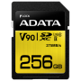 "A-data ""SDXC UHS-II U3 Class 10 256GB Premier One"""