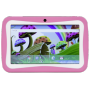 """Waiky""""Power Tab Kids pink Kinder Tablet 7 Android"""""""
