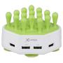 "Xlayer""XLayer Family Charger Mini 4-Port USB weiß-grün"""