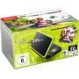 """3ds""""New Nintendo 2DS XL Konsole schwarz / apfelgrün inkl. Mario Kart 7 [EURO-Version, Regio 2/B]"""""""