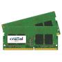 "Crucial""4GB Kit DDR4 2400 MT/s 2GBx2 SODIMM 260pin DR x16 unbuf"""