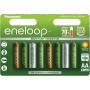 "Eneloop""1x8 Panasonic Eneloop Mignon AA 1900mAh Limited Botanic Edition"""