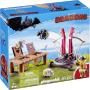 "Playmobil""Dragons 9461 Grobian mit Schafschleuder"""