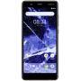 "Nokia""5.1 - Android One - Smartphone - Dual-SIM - 4G LTE - 16 GB - microSDXC slot - GSM - 5.5"" - IPS - RAM 2 GB - 16 MP (8 MP Vorderka"""