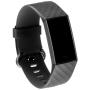 """Fitbit Charge 3 - Graphite - Aktivitätsmesser Mit Sport""""Fitbit Charge 3 - Graphite - Aktivitätsmesser mit Sportband - schwarz - einfarbig - Bluetooth - 30 g (FB409GMBK-EU)"""""""