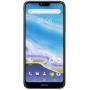 "Nokia""7,1 - Smartphone - Dual-SIM - 4G LTE - 32GB - microSDXC slot - GSM - 14,80cm (5,84"") - 2280 x 1080 Pixel - IPS - RAM 3GB - 12 MP"""