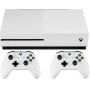 "Microsoft""Xbox One S 1TB inkl. 2 Controller"""