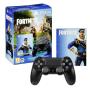 "Sony""DualShock 4 Wireless Controller PlayStation 4 PS4 schwarz inkl. Fortnite Digitale Inhalte [DE-Version]"""