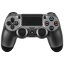 "Ps4 ""Konsole Zub Playstation4 Dualshock 4 v2 Wireless Controller Steel Black [bk]"""