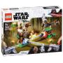 "LEGO""75238 Star Wars Action Battle Endor Attacke, Konstruktionsspielzeug"""