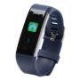 "Denver""Denver Electronics BFH-16 TFT Wristband activity tracker 0.96"" Kabellos IP67 Schwarz - Blau (BFH-16)"""