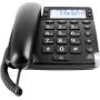 """Doro""""DORO Magna 4000 - Telefon mit Schnur mit Rufnummernanzeige/Anklopffunktion"""""""