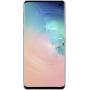 """Samsung""""Galaxy S10 Duos G973F 128GB LTE Prism White Smartphone - Deutsche Ware"""""""