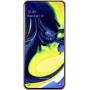 "Samsung""Galaxy A80 - Smartphone - Dual-SIM - 4G LTE - 128 GB - microSDXC slot - GSM - 6.7"" - 2400 x 1080 Pixel (393 ppi (Pixel pro"" )) -"""