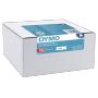 """Dymo""""1x10 Dymo D1 Schriftband 12mmx7m schwarz auf weiß"""""""