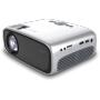 "Philips""PHILIPS NEOPIX EASY+ - Projektor / Beamer, 2600 LED-Lumen, 480p (800 x 480) (NPX445)"""