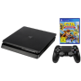"Sony ""Ps4 500gb Slim Black + Ctr Cuh-2216a F-chassis Un 3481 Li-ion Batteries Contained In Equipment [DE-Version]"""