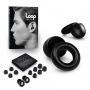 "Loop ""Earplugs schwarz 20-dB-Filter"""