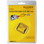 "Delock""Compact Flash Adapter für SD / MMC, Kartenleser"""