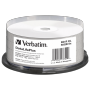 "Verbatim ""1x25 Verbatim BD-R Blu-Ray 50GB 6x Speed printable Cakebox"""