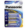 "Panasonic""1x4 Panasonic Evolta LR 6 Mignon"""