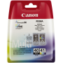 "Canon ""PG-40/CL-41 Multipack [EURO-Version]"""