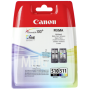 "Canon""PG-510 schwarz / CL-511 color Multi Pack [EURO-Version]"""