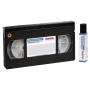 """Hama""""VHS Reinigungskassette naß 44728"""""""