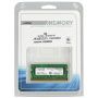 "Crucial ""2GB DDR3 1333 MT/s CL9 PC3-10600 SODIMM 204pin for Mac"""