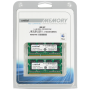 "Crucial""8GB (2x4GB) DDR3 1333 MT PC3-10600 SODIMM 204pin for Mac"""