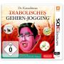 """3ds Fun""""Dr. Kawashimas Diabolisches Gehirnj. 3ds Gehirnjogging"""""""