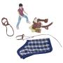 """Schleich 42093 - Farm Life: Ponyreitset Camping, Ohne Pferd""""Schleich 42093 - Farm Life: Ponyreitset Camping, Ohne Pferd"""""""