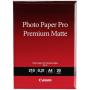 """Canon""""PM-101 Pro Premium Matte A 4, 20 Blatt, 210 g"""""""