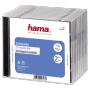 "Hama""CD Double Box 10er Jewel-Case 44747"""
