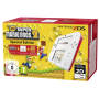"Nintendo 2ds - Konsole (wei?rot) Special Edition Inkl. New S ""2DS White/Red + New Super Mario Bros . 2, Nintendo 3DS-Spiel [EURO-Version, Regio 2/B]"""