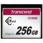 "Transcend""256GB CFX650-Karte, Speicherkarte"""