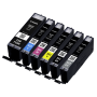 "Canon""PGI-550/CLI-551 Multipack PGBK/C/M/Y/BK/GY [EURO-Version]"""