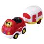 """Vtech 80-152404 - Tut Tut Baby Flitzer: Cabrio Mit Wohnwagen""""Tut Tut Baby Flitzer Cabrio & Wohnwagen [DE-Version, german language]"""""""