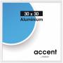 """Nielsen Design""""Nielsen Accent 30x30 Aluminium silber 54123"""""""