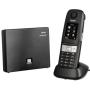 """Gigaset""""E630A GO analog und VoIP IP Schnurlostelefon mit AB schwarz"""""""