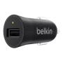 "Belkin""Belkin Premium Mixit 2,4 A Autoladegerät, Schw. F8m730btblk [charger] Belkin"""